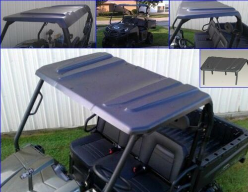 Midsize 2010-2014 Black Polyethylene Hard Top Roof Polaris Ranger 400 500