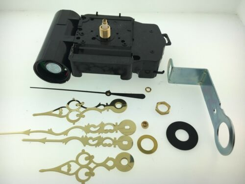"""Takane Chime Pendulum Quartz Battery Movement with Hands to fit a 1//4/"""" Dial"""