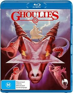 Ghoulies-Bluray-RB-80-039-s-Horror-Brand-New-Sealed-Charles-Band