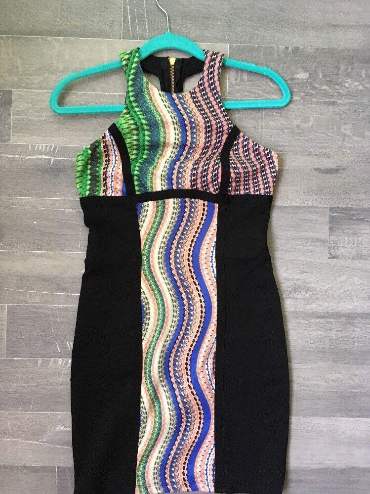 bd014d5443b Hondrocream ist die Schnellste Kleid Kleid Kleid kurz Gr 36 38 S M Boho Ethno  Hippie Von River Island (Gr12
