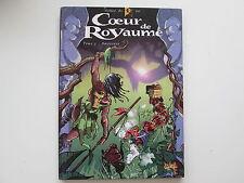 COEUR DE ROYAUME T2 EO2001 BE/TBE AMAZONES EDITION ORIGINALE