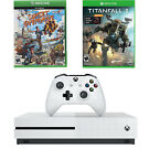 Microsoft Xbox One S 1TB 4K Console Titanfall 2 & Sunset Overdrive Bundle