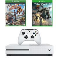 Microsoft Xbox One S 1TB 4K Console Titanfall 2 & Sunset Overdrive Bundle