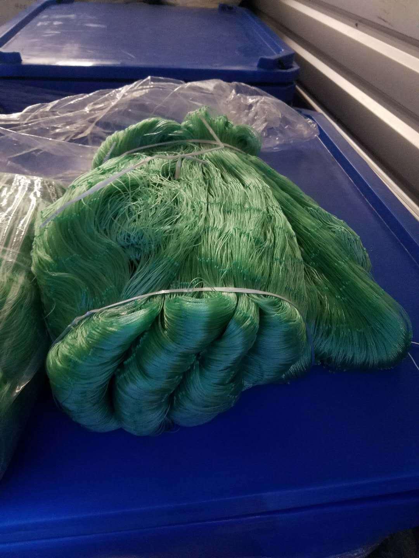 5 inch 29 mesh 660ft 12 strands Alaska Twist   Fishing net