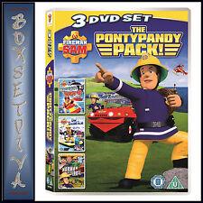 FIREMAN SAM - PONTYPANDY PACK *BRAND NEW DVD***