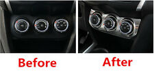 Air Condition Adjust Button Cover for Mitsubishi ASX Outlander sport 2013-2015