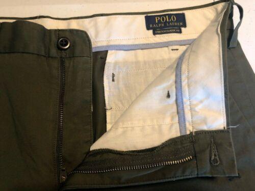 "Polo Ralph Lauren Mens 29 31 33 34 42 Shorts Green Skull Crossbones Classic 9/"""