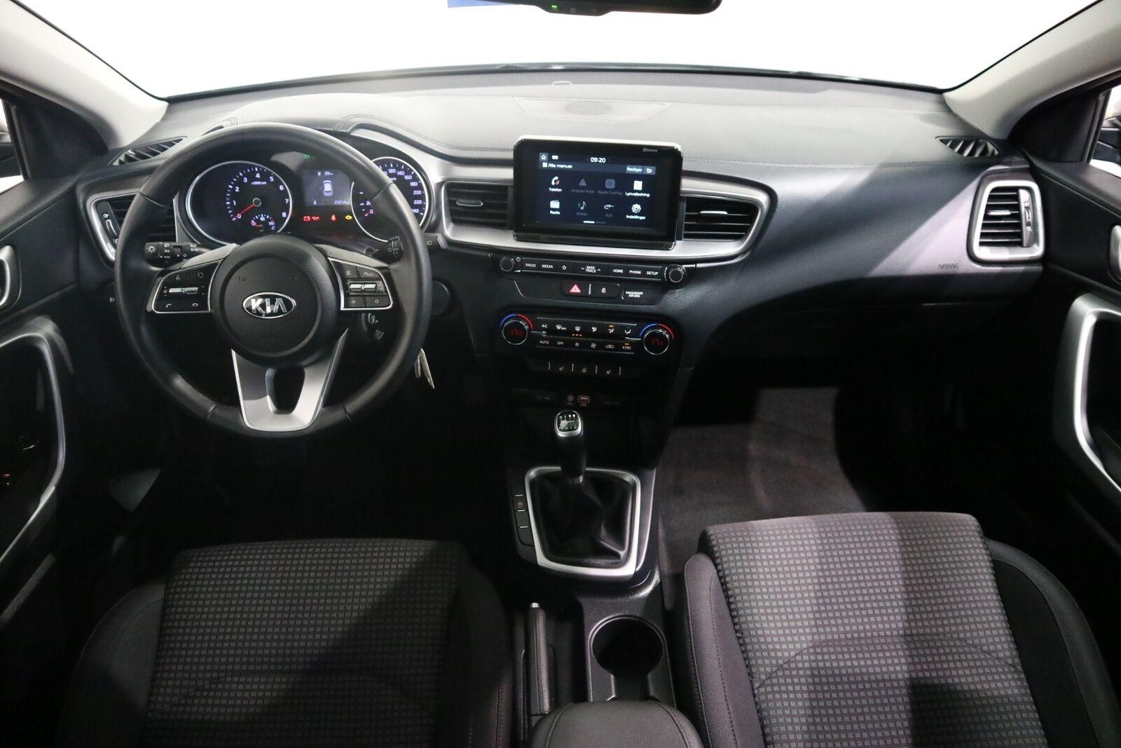 Kia Ceed 1,0 T-GDi Vision - billede 9