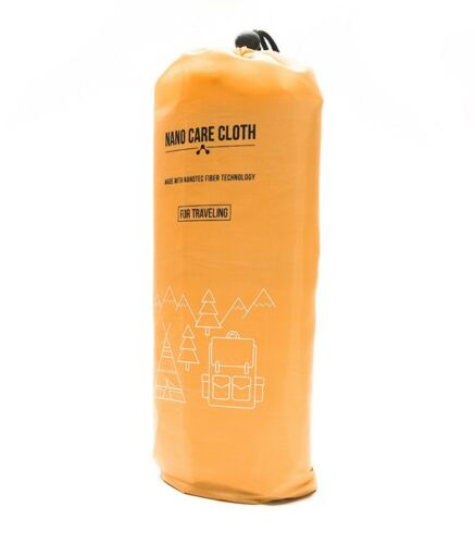 Nano Care Nano Towel Travel Camping Microfiber Quick-Drying Shower Beach Swim