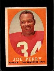 1958-TOPPS-93-JOE-PERRY-EX-49ERS-X00630