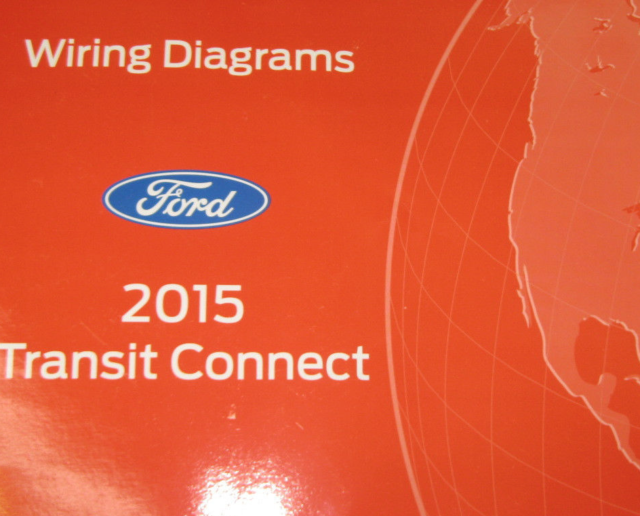 2015 Ford Transit Connect Electrical Wiring Diagram