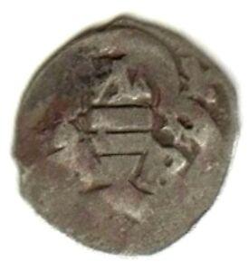 (32,13)    Pfennig Silber Wien  Mittelalter