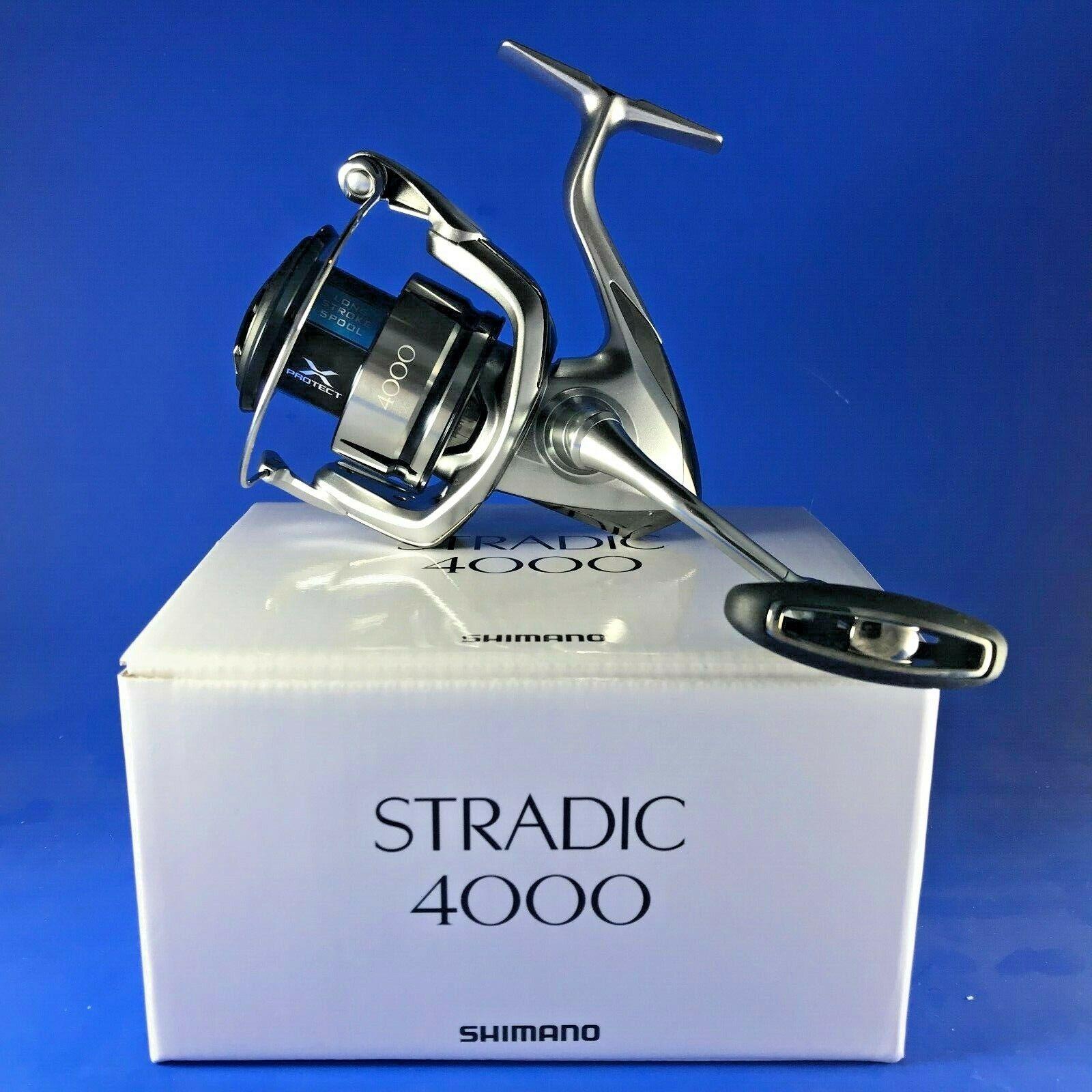 Shiuomoo Stradic 4000 FL  ST4000FL  mulinello da pesca trascinauominito davantiale nuovo 2019
