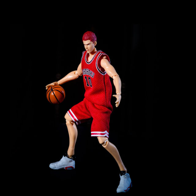 pretty nice fa180 40152 DT Dreamtoys 6 Inch Action Figure Anime Slam Dunk Hanamichi Sakuragi Model  Aj6