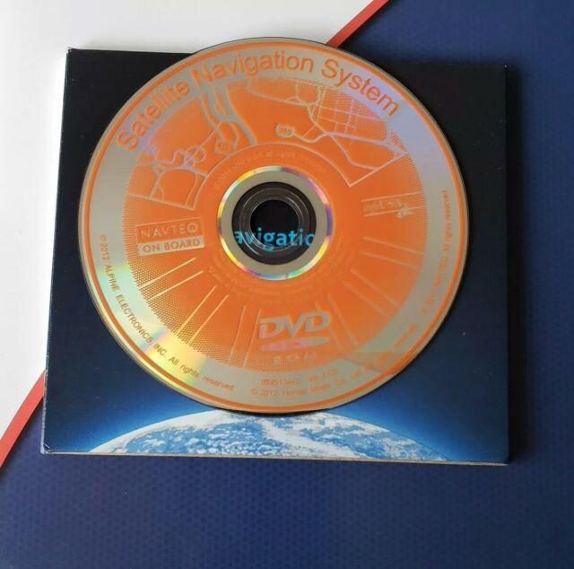 3.C0 Navigation DVD Acura RL TL MDX TSX Honda Accord