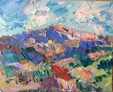 Impressionist Oil Painting Original 2016 JOSE TRUJILLO