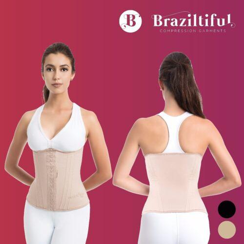 Waist Cincher Waist Shaper Braziltiful Compression Garment Waist Trainer