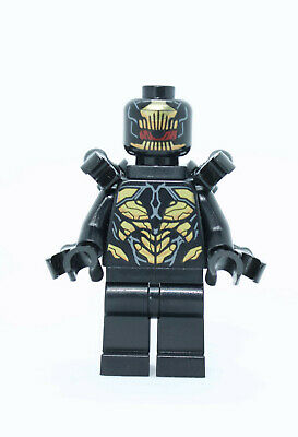 Lego Super Heroes Outrider Extended Arms sh505 From 76125 Marvel Minifigure New