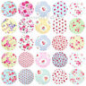ROSE AND HUBBLE PRETTIEST FLORALS 100% COTTON FABRIC rose vintage quilting