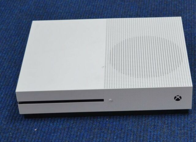 """Microsoft Xbox One S Gaming Console 500GB White  """"CONSOLE ONLY"""""""