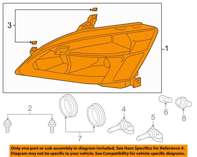 Fantastic Honda 33101Sdaa01 For Sale Online Ebay Wiring Digital Resources Instshebarightsorg