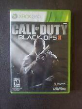 Call Of Duty Black Ops Ii Microsoft Xbox 360 2012 For Sale