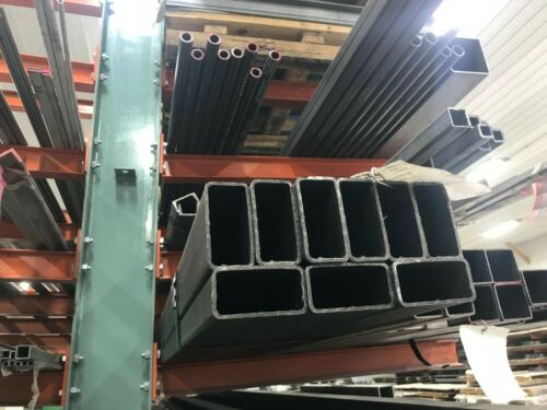 "Steel Rectangular Tube 2/"" x 4/"" x .125/"" x 24/"""