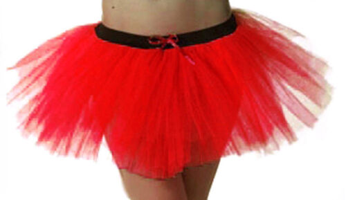 ADULTS KIDS NEON UV 1980/'s GIRLS FANCY DRESS HEN PARTY TUTU 3 to 13 YEARS 8-16
