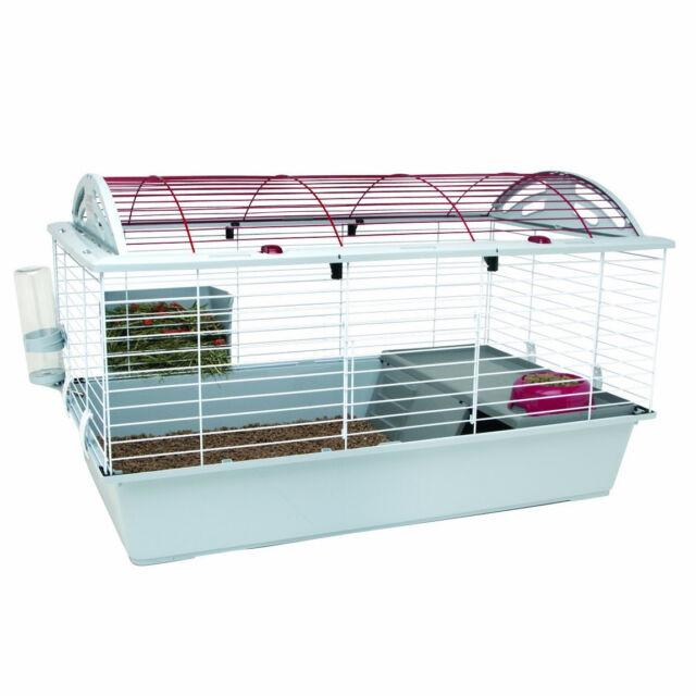 Large Pet Wire Habitat Animal Cage Rabbit House Guinea Pig ...