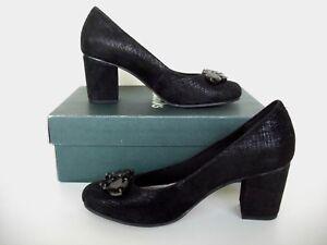 de 5 en adornados Clarks fiesta tamaño detalles 'aldwych Zapatos inteligente con Maze' gamuza qwq781Zxt