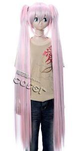 w-113-VOCALOID-MIKU-TYPE-H-Version-rosa-fucsia-MIX-115cm-PONY-cosplay-peluca-wig