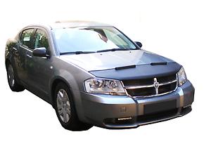 Haubenbra-Dodge-Avenger-2007-2015-Car-Bra-Steinschlagschutz-Tuning-amp-Styling