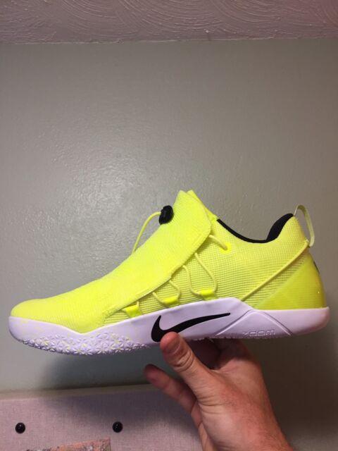 81f8d4bc9d9d Nike Kobe A.d. AD NXT HMD Volt-white Mens Sz 10 916832-710 NWB for ...
