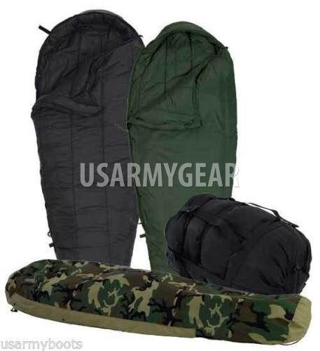 Goretex Modular Sleep System Self.Mat Patrol Bag Bivy Cover Woodland MSS
