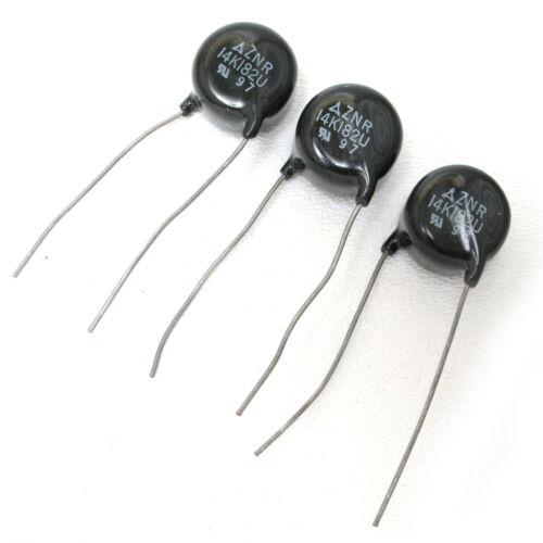 ZNR14K182 Metal-Oxide Varistor MOV 25pcs