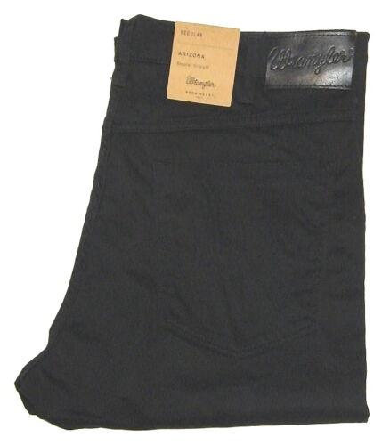 WRANGLER ® ARIZONA Sommer Jeans STRETCH schwarz  W12OFF100 W34 36 38 40 42 44 46