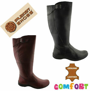 PLANET SHOES Spire 2 Knee High Casual Boots