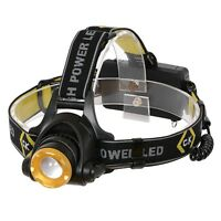 CK LED Rechargeable Head Torch 200 Lumens - T9620R - **FREE P&P**