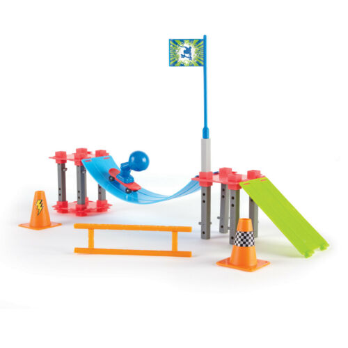 Skate Park Engineering /& Design Building Set Children/'s Construction Kit