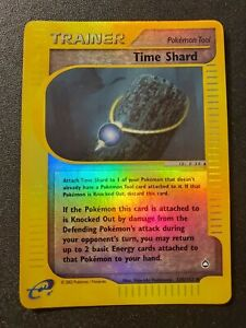 Pokemon Time Shard 135/147 - Reverse Holo