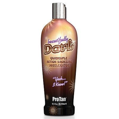Pro Tan Beautifully Dark Quadruple Bronzing Tanning Lotion - 250ml DEAL OFFER