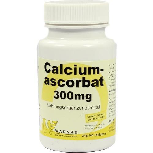 CALCIUMASCORBAT 300 mg Tabletten 100 St