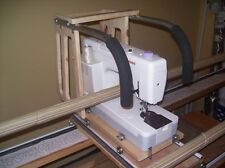 Richard's Machine Quilting Frame Front/Rear Handle Kit
