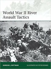 Osprey Elite 195: World War II River Assault Tactics / NEU