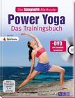 Die SimpleFit-Methode - Power Yoga - Das Trainingsbuch (Mit DVD) von Christa G. Traczinski (2016, Gebundene Ausgabe)