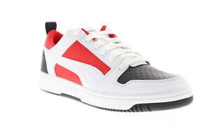 Puma-Rebound-Layup-LO-SL-36986605-Mens-White-Low-Top-Sneakers-Shoes