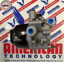 Mercedes Benz ABC Tandem Power Steering Pump 2003 SL500 0034662701 0034665001