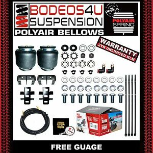 POLYAIR-BELLOWS-AIR-BAG-SUSPENSION-KIT-NISSAN-PATROL-GU-2000-MODEL-amp-UP-85322