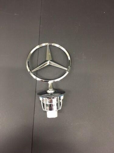 S-class Genuine Mercedes-Benz stand up bonnet star A2218800086 C-class E-class