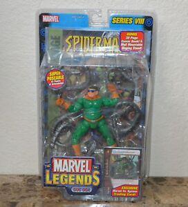 Marvel-Legends-DR-Doctor-Octopus-Doc-Ock-Series-8-VIII-2004-ToyBiz-MOC